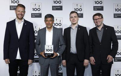 piazza blu² gehört zu den TOP 100
