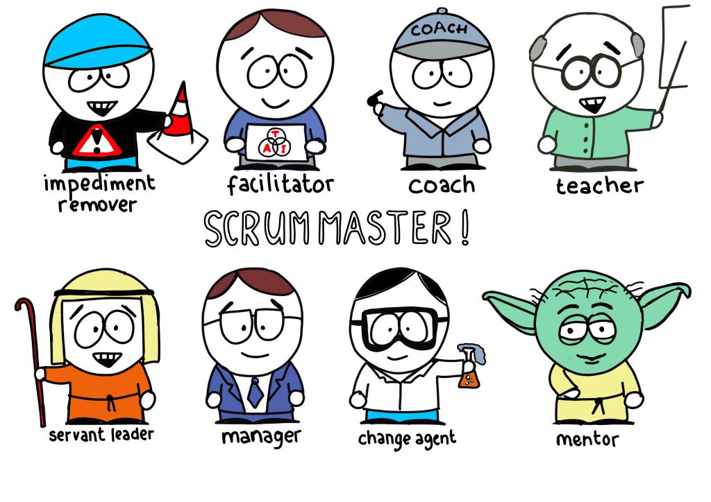 Scrum Master Rollen